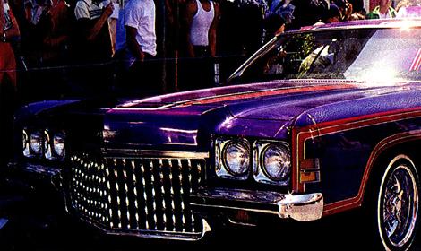 Galeria De La Raza Lowrider Car Show Outside The Galeria Frank